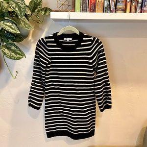 Madewell Stripe Sweater Dress Size XS